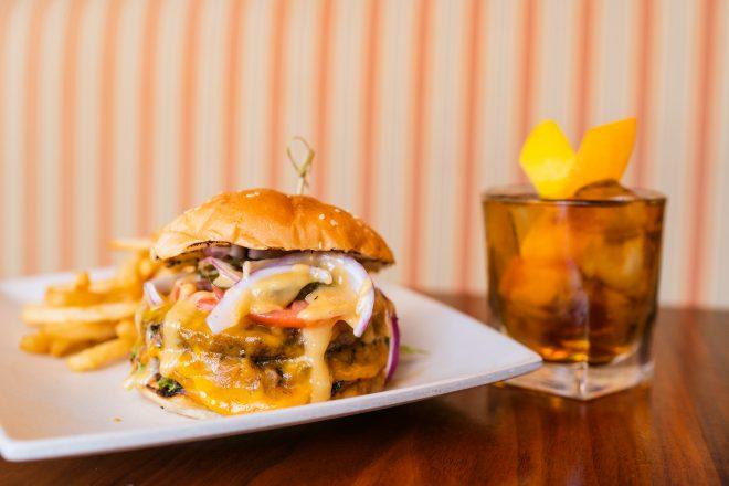 Aioli Gourmet Burgers and Bitter & Twisted Partner on New Food Menu